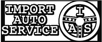 Import Auto Service Logo