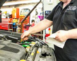 Import Auto Service Oil Change