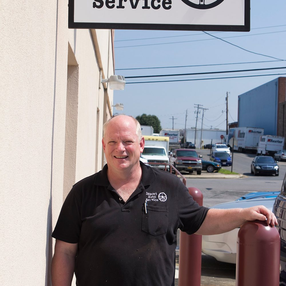 Mark Miller of Import Auto Services