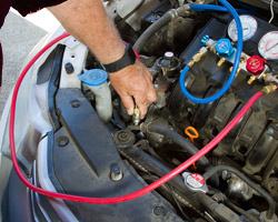 Car Air Conditioning Services in Annapolis Maryland