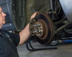 Break Services Annapolis Maryland Import Auto Service